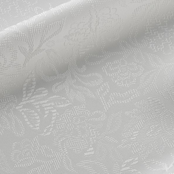 純国産絹【松岡姫】伊と幸の色無地用白生地で人気のもえぎ